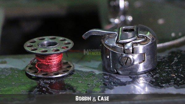 Bobbin & Case, sewing parts