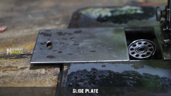 Slide Plate