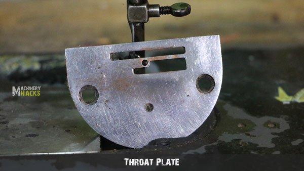 Throat Plate