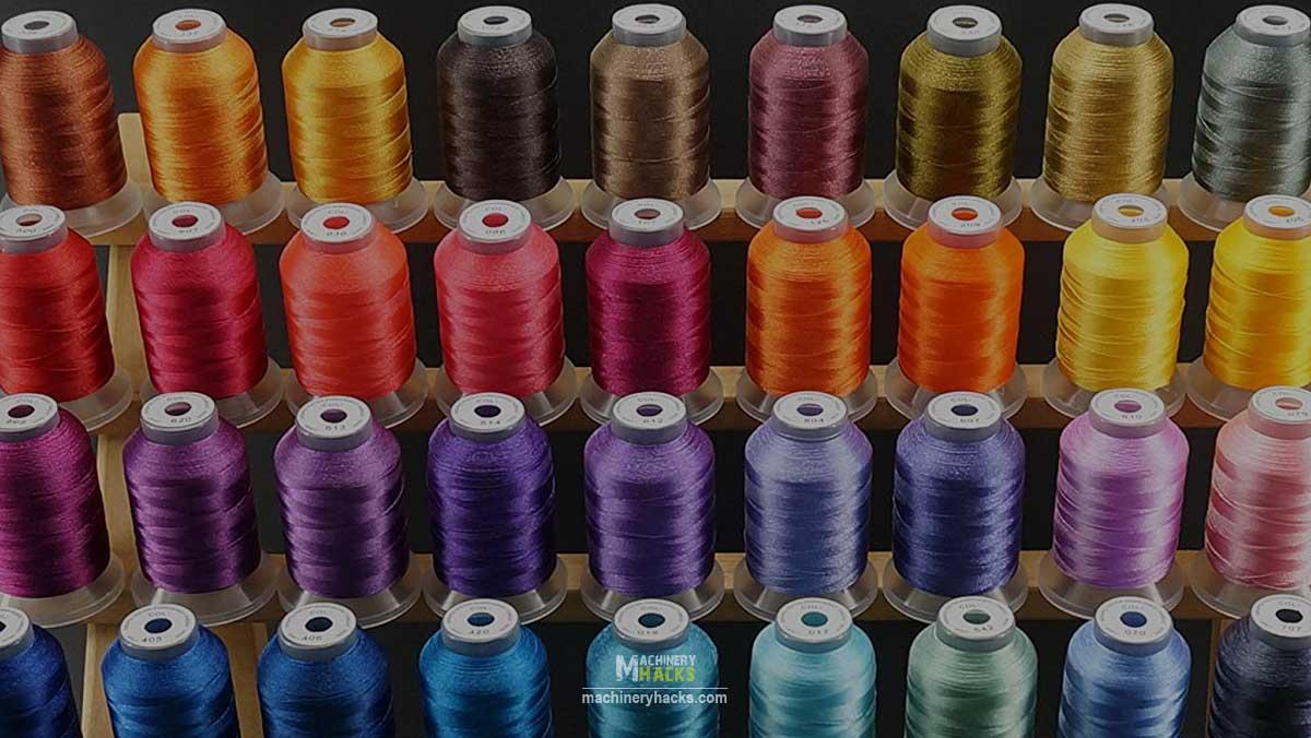 New Brothread Embroidery Thread