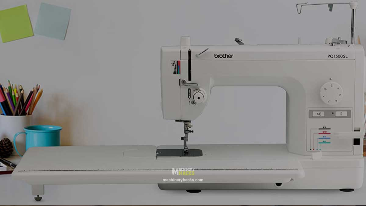 High-End Sewing Machine
